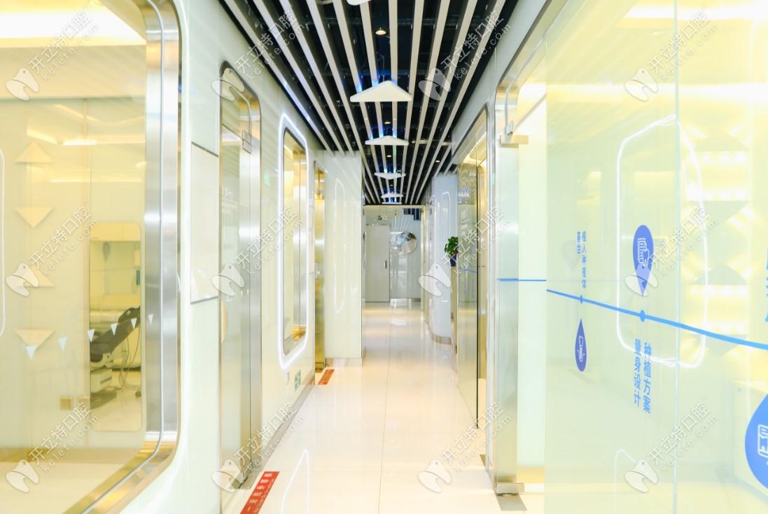北京钛植口腔双井总院的价格表及半口种植牙顾客经历分享