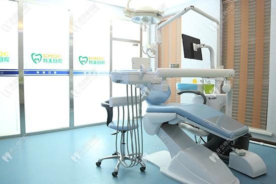 长春传阳口腔种植牙诊室