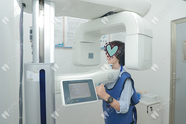 口腔CT拍片室