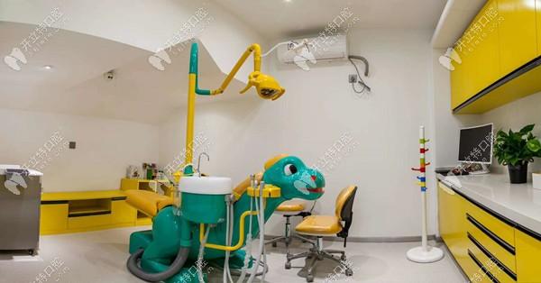 独立的儿童诊疗室