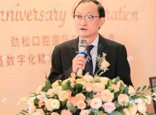 瑞士EMS大中华区总经理乌建光先生