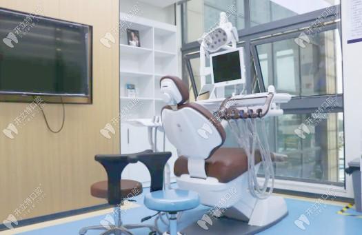 徐州诺恩口腔的就诊室
