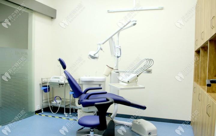 东莞东城好佰年口腔就诊环境及牙椅
