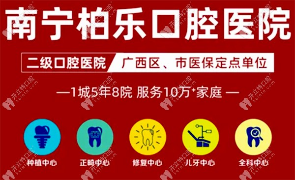 韩系种植体4999元起与0元试戴隐形牙套在南宁柏乐都可享受